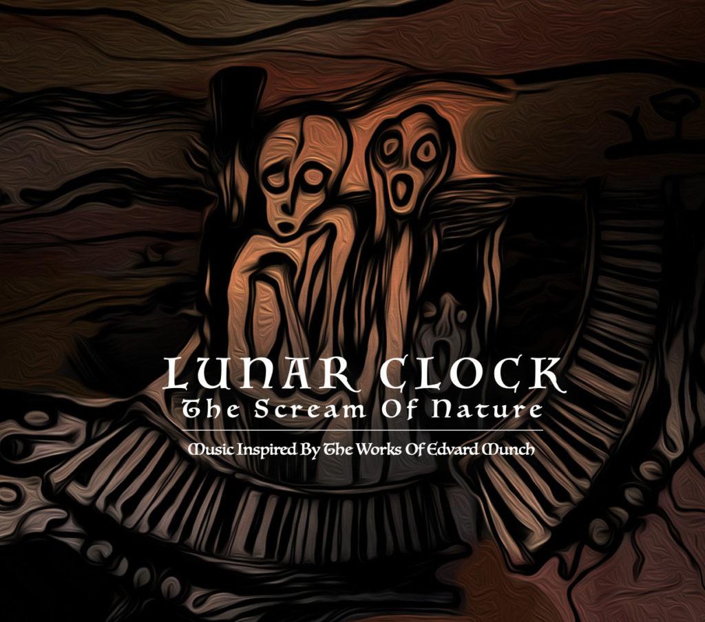 Lunar Clock | The Scream Of Nature