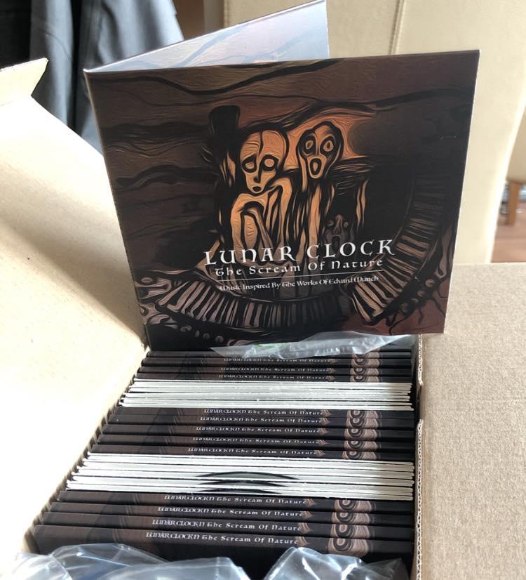CD's are in!