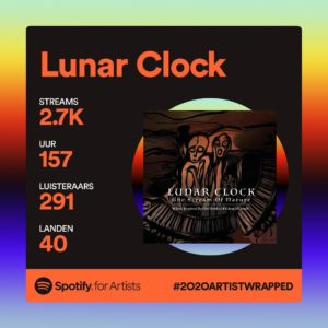 Lunar Clock on Spotify